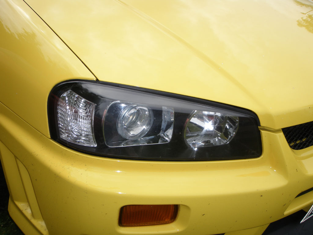 Japanese to German headlight conversion - Skyline Owners Forum