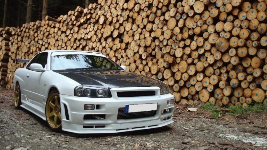 Nissan Skyline R34 Gtt East Bear Gtr Optik 171 Exotic Importz