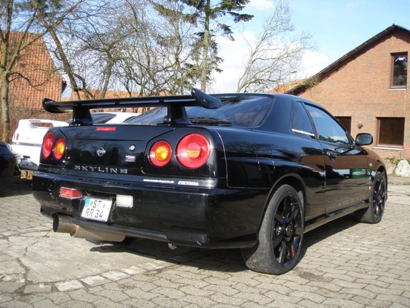 Nissan Skyline R34 Gtt 171 Exotic Importz