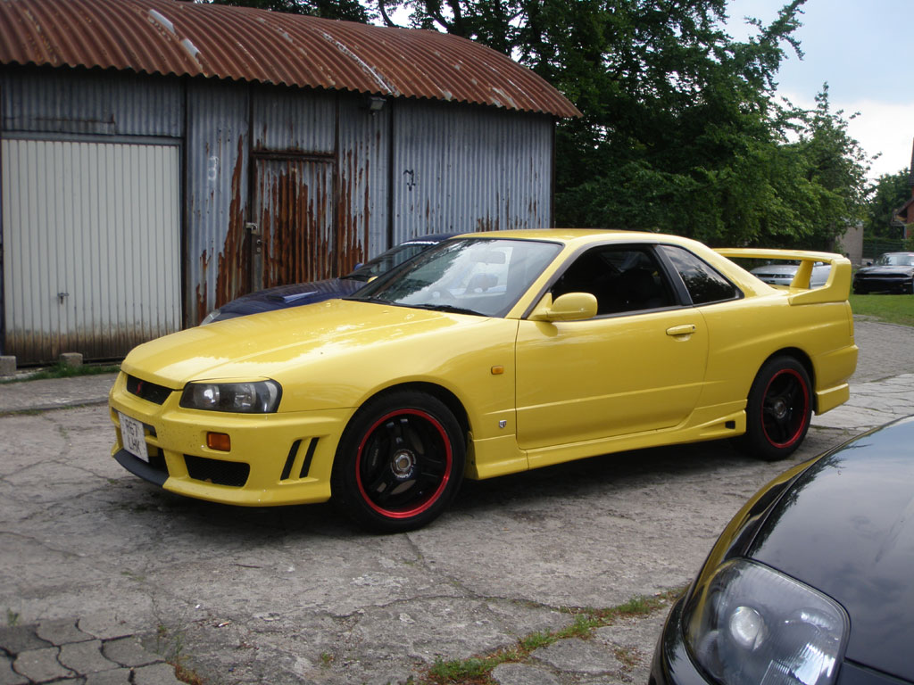 R34 Body Bumpers Side Skirts Options Skyline Owners Forum