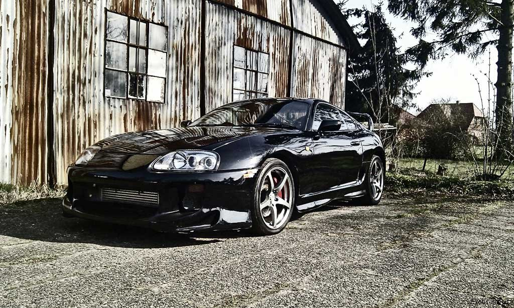 toyota supra jza80 mkiv big single turbo umbau exotic importz. Black Bedroom Furniture Sets. Home Design Ideas